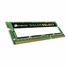 Corsair 8 GB DDR3L Low Volt 1.35V 1600Mhz Laptop RAM SODIMM (CMSO8GX3M1C1600C11)