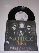 """PSYCHEDELIC FURS - Pretty In Pink - Scarce 1986 UK 7"""""""