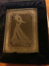 HARRY POTTER CRYSTAL CARD DEATHLY HALLOWS PART 1 RARE
