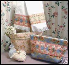 The Cosmetic Bag & Towel Set Pattern