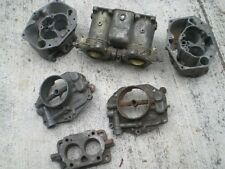 Porsche 356 / 912 Carburetor Body Parts