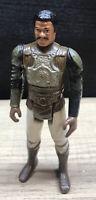 """1982 LFL Kenner Star Wars 3.75"""" Lando Calrissian Skiff Guard Figure"""