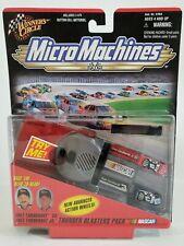 1999 Winners Circle Micro Machines Nascar Thunder Blasters Dale Earnhardt vs Jr