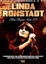 LINDA RONSTADT: BLUE BAYOU - LIVE 1977 (NEW DVD)