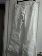 Size 12 White Jeans