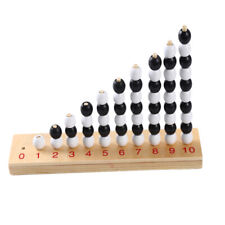 6+ Months Early Learning Educational Toys Kids Toy Parity Board Montessori JH
