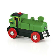 BRIO 33595 Speedy Green Batterielok