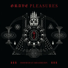 Grave Pleasures : Doomsday Roadburn CD (2019) ***NEW*** FREE Shipping, Save £s