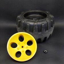 Power Wheels ATV Quad Wheel Tire Cap Nut Retainer