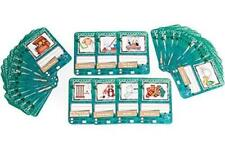 Neatlings Chore Cards Household Deck | 55 Cards | Reward Responsibility | Teal