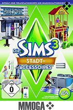 Die Sims 3 - Stadt-Accessoires Town Life Staff PC Origin Spiel Digital Code - EU