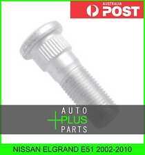 Fits NISSAN ELGRAND E51 2002-2010 - Wheel Hub Stud Lug