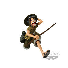 ORIGINAL Banpresto One Piece Figur SCultures Army Color Monkey D. Ruffy