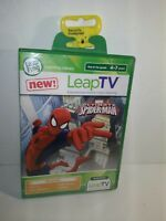 LeapFrog LeapTV Marvel Ultimate Spider-Man (Pre-K 1st Grade) Reading Video Game