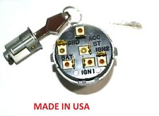 Ignition Switch Lock & Keys CHRYSLER DESOTO PLYMOUTH DODGE 60-68 TRUCK 1957-77