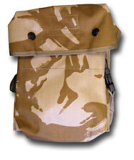 1 NEW AMMO MINIMI POUCH DESERT CAMMO WEBBING [19017 DST]