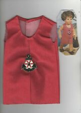 3 Kits découpés poupée Modes et Travaux Marie Françoise  Jean Miche Michel 07/76