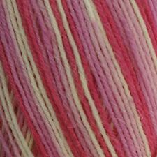 West Yorkshire Spinners Signature 4 Ply Yarn Wool 100g - Pink Flamingo (845)