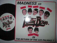 Madness The Return Of The Los Palmas 7 BUY 108 UK Vinyl 7 inch Single