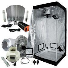 Komplettset Grow-box 120x120x200cm 600W NDL GIB NXE Wuchs Blüte Primaklima-set