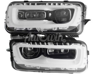 Rolls Royce Phantom 2018 LED Laser Headlights Right And Left Side Original OEM
