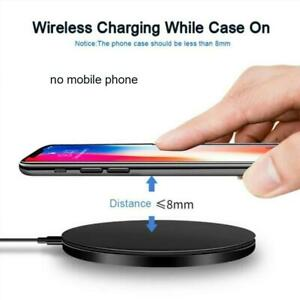 Fast Wireless charger Charging Induction charger dock for iPhone Android