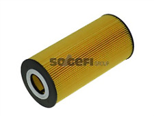 TWO x Oil Filter Replaces Fram CH8871ECO HU951x Oil Filter - Mercedes