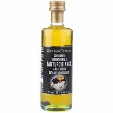 Giuliano Tartufi Huile d'olive extra vierge à la truffe blanche 55 ml