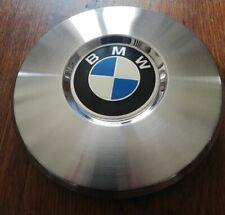 BMW enjoliveur x1 chrome acier inox 100% original radkappe old classic 18cm diam