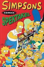 Simpsons bande dessinée volume spécial 2 (z0-1), panini