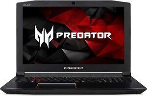 Acer Predator Helios 300 15.6in - Intel Core i7-7700HQ 16GB, GTX 1060 6G, 256G