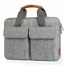 "Microsoft Surface Pro 6/Apple MacBook Air/Pro 13"" Case Sleeve Bag Handle Gray"