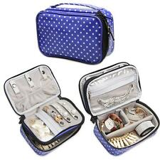 Jewellry/Toilet organizer Travel case storage bag Waterproof box Luggage/Baggage
