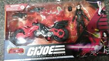 GI Joe Classified Series Baroness With Cobra Coil MISB!