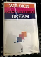 W.R. Bion A Memoir Of The Future: The Dream Book One Import 1975 1st Printing