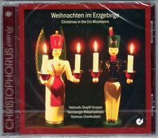 CHRISTMAS IN ERZ MOUNTAINS Weihnachten Im Erzgebirge CD Helmuth-Stapff Advent