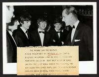 Beatles Dell Publishers Press Photo #254-Brian Epstein ...