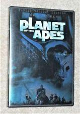 Planet of the Apes Dvd 2-Disc Set Bonus Ltd Ed Cd-Rom Mark Wahlberg Tim Roth
