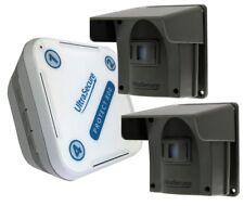 Long Range (800 metro) Wireless Vialetto proteggere Alert (800) KIT TWIN PIR
