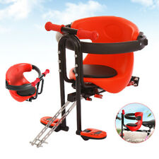 Baby Child Kids Bicycle Bike Front Seat Chair Carrier Sport Seats Safety NEW UK