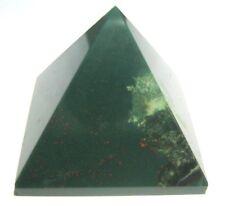 77 grams Bloodstone feng shui bagua crystal healing metaphysical gift reiki calm