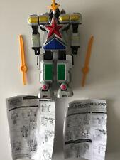 Power Rangers Zeo Deluxe Super Megazord Figure COMPLETE  Bandai Toys