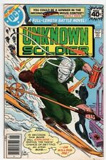Unknown Soldier - Issue #223 (DC Comics 1977) VF-