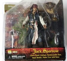 Pirates of the Caribbean Dead Man's Chest Series 1 Jack Sparrow Action Figure