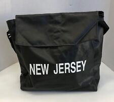 New 4orte Eagle Pro Stock New Jersey Devils Ice Hockey puck/multi use bag coach