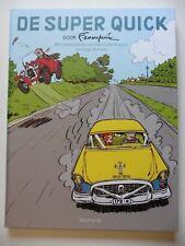Franquin  Robbedoes en Kwabbernoot  De super quick 2014