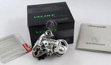 Campagnolo Veloce rear derailleur 10 speed Vintage Road racing  Bike NOS