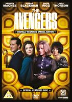 Nuevo The Avengers - Especial Material Disco DVD (OPTD2104)