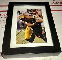 Cincinnati Bengals Brian Leonard Autographed Signed Framed Photo