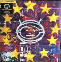 U2 Zooropa Vinyl New 180 Gram 2LPs + Download Code Remaster